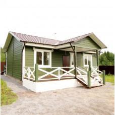 bungalow evi